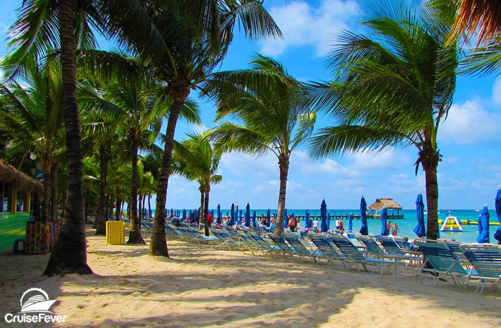 10 Best Beaches In Cozumel Popular Cruising The Leader