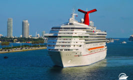 Carnival Cruise Line Stops Serving Plastic Straws (Unless Asked)