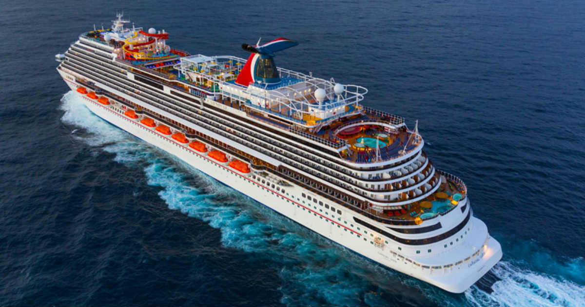 Carnival Releases Itineraries For New Cruise Ship