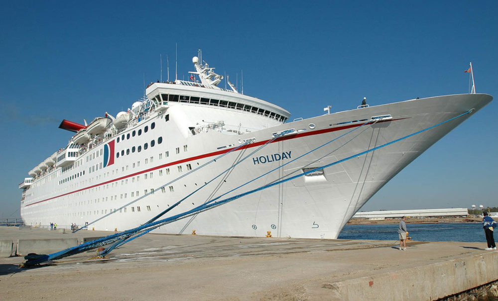 Former Carnival Cruise Ship Put Up For Sale Popular