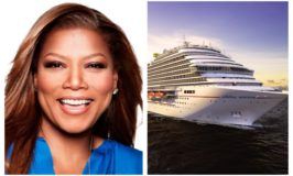 Queen Latifah Named Godmother of Carnival Horizon