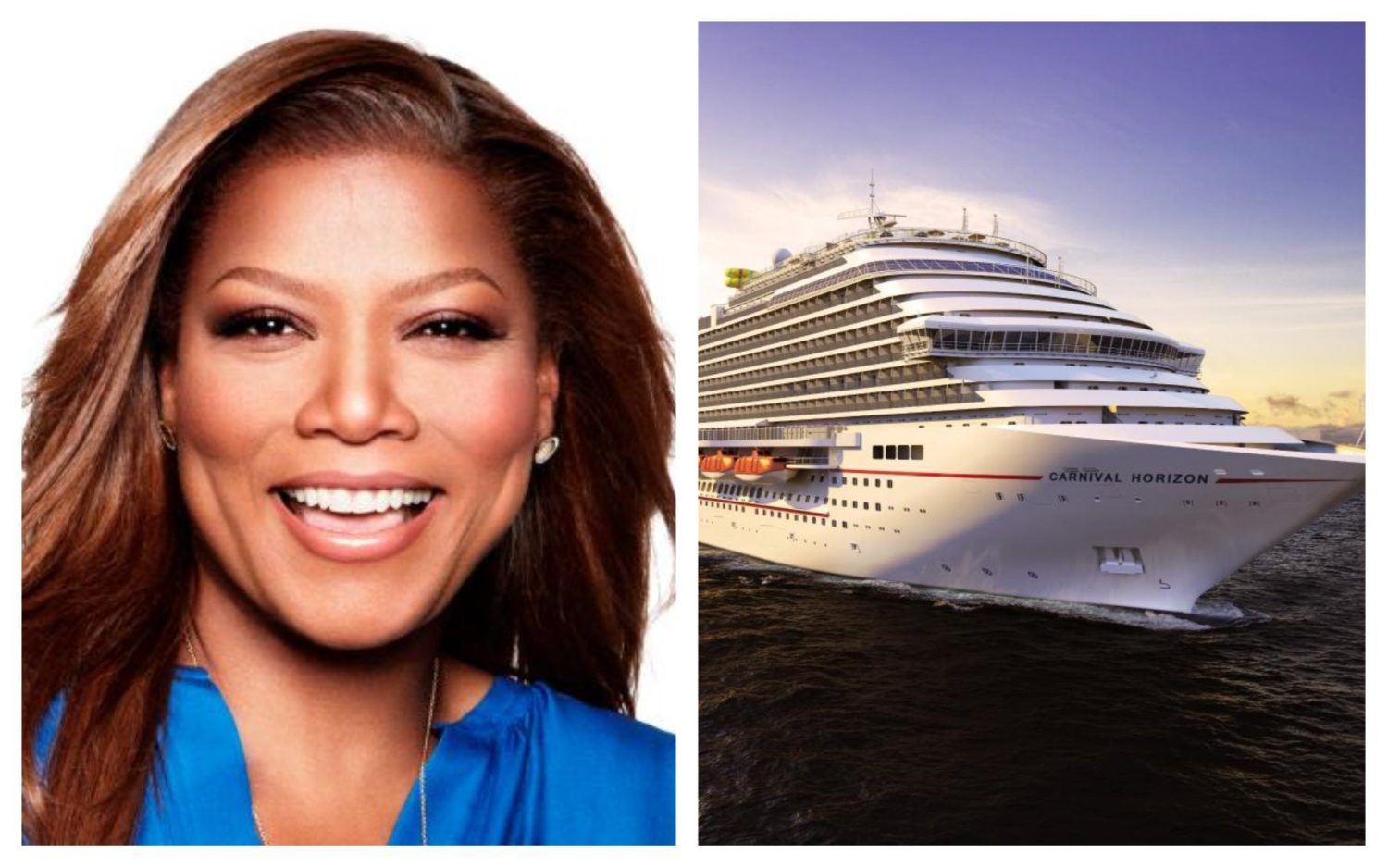 Queen Latifah Named as Carnival Horizon Godmother