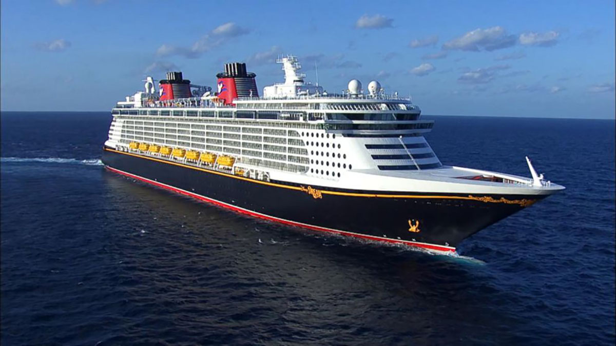 Disney Cruise Ship Records Its 12th Perfect Health Score