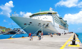 First Impressions of a Royal Caribbean Cruise Ship, Jewel of the Seas