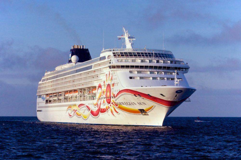 Norwegian Cruise Ship Has Sailings Canceled Until October