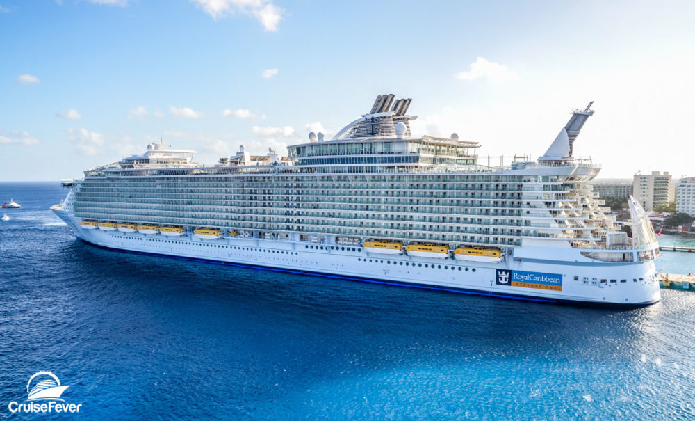 New Oasis Class Cruise Ship from Royal Caribbean is Headed to Asia