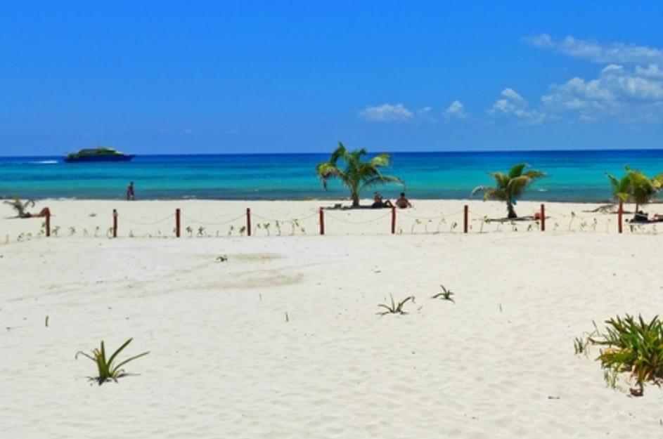 playa bonita cozumel