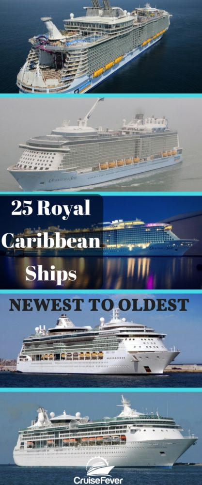 Royal Caribbean Ships Newest To Oldest