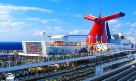 Carnival Cruise Line Offering Free Upgrades and 2 for 1 Deposits on Cruises