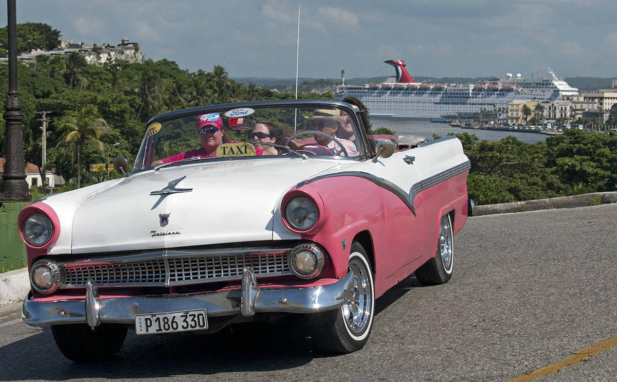 Carnival Adds Cuba Sailings On Five Cruise Ships