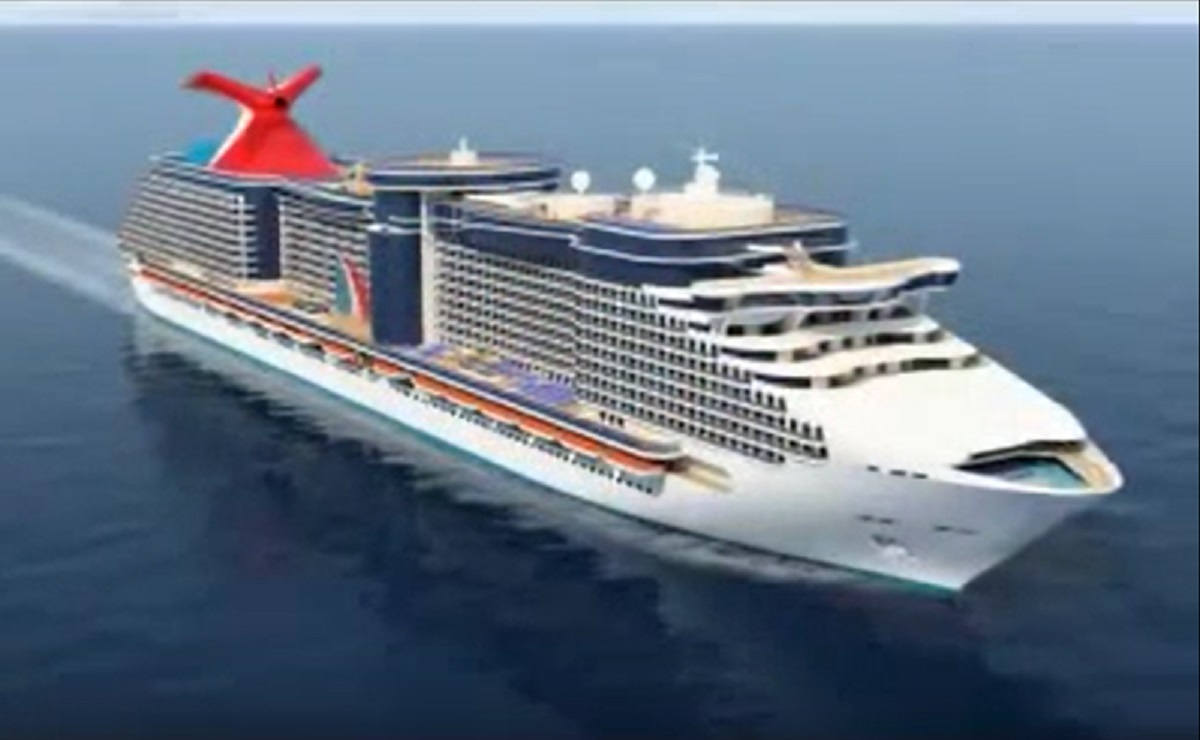 Carnival Cruise Line >> Incredible Carnival Cruise Ship That Was Never Built