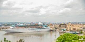 majesty of seas in cuba havana cruise port