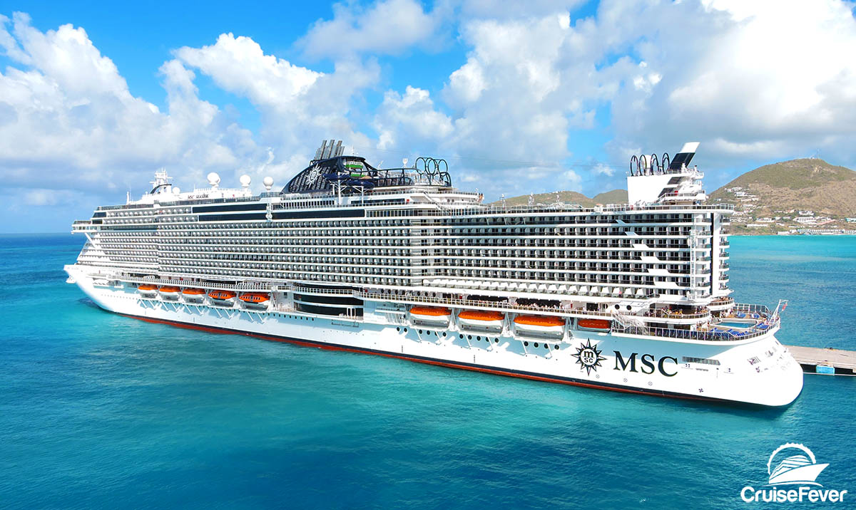 MSC Cruises Offering Unlimited Drinks and Free WiFi on