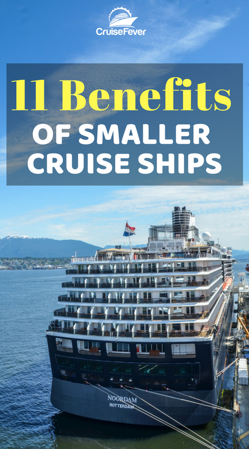 Bigger is not always better.  Check out 11 reasons you should consider cruising on a small #cruise ship for your next travel getaway.  What do you love about small cruise ships to add to the list.  #cruisefever #cruisevacation #cruiseships #cruisetips