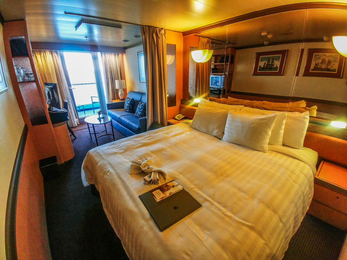 how to get cabin upgrades cruise