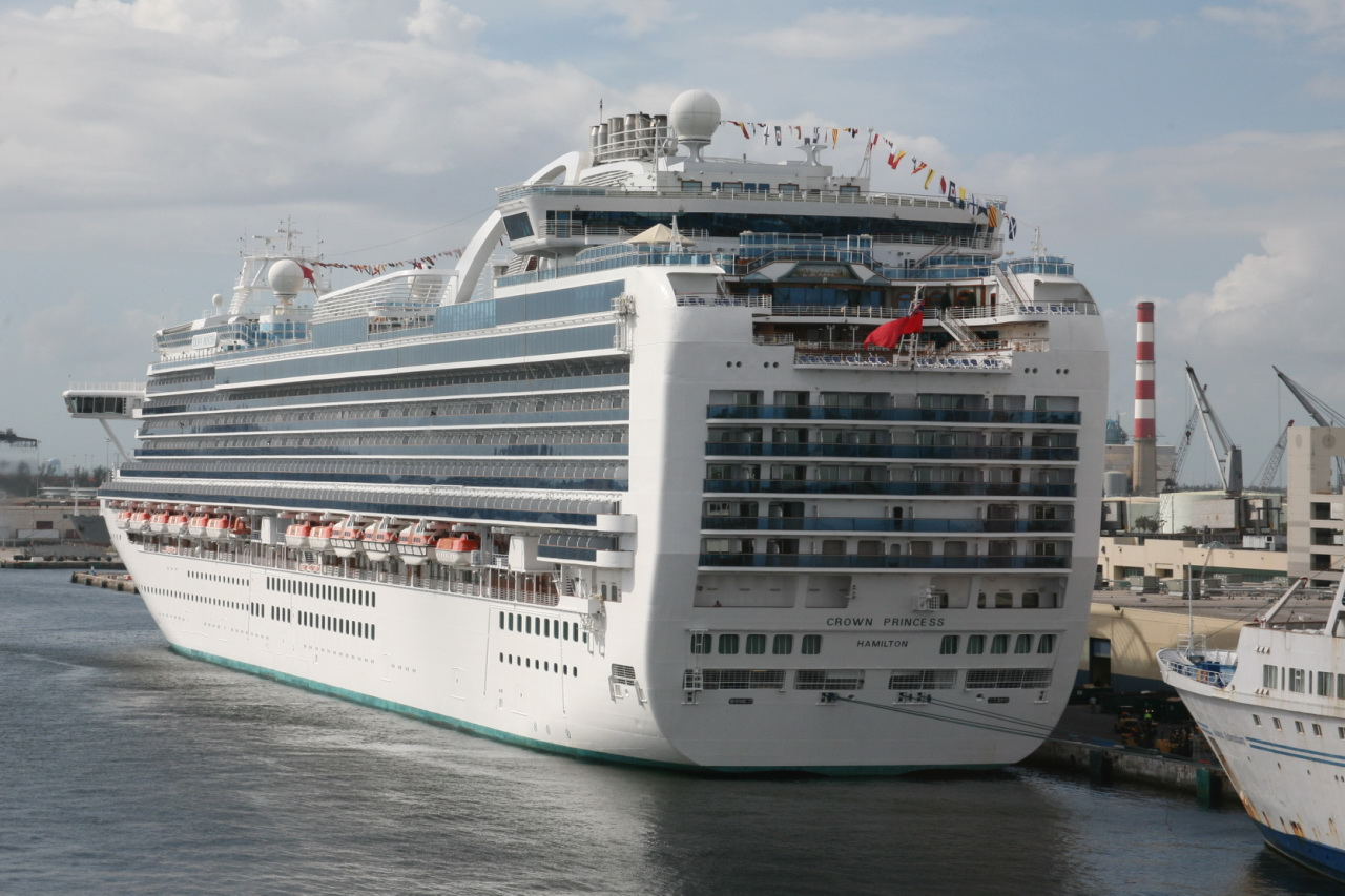 Princess Cruise Ship Returns to Service with