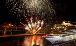 Viking Cruises Christens Fifth Ocean Cruise Ship in Italy