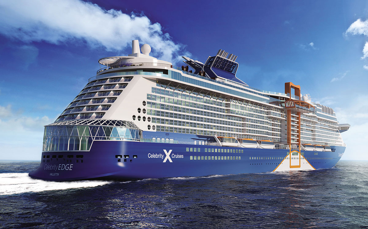 Celebrity S New Cruise Ship Will Feature 29 Restaurants