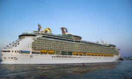Royal Caribbean Cruise Ship in Miami After Massive $120 Million Makeover