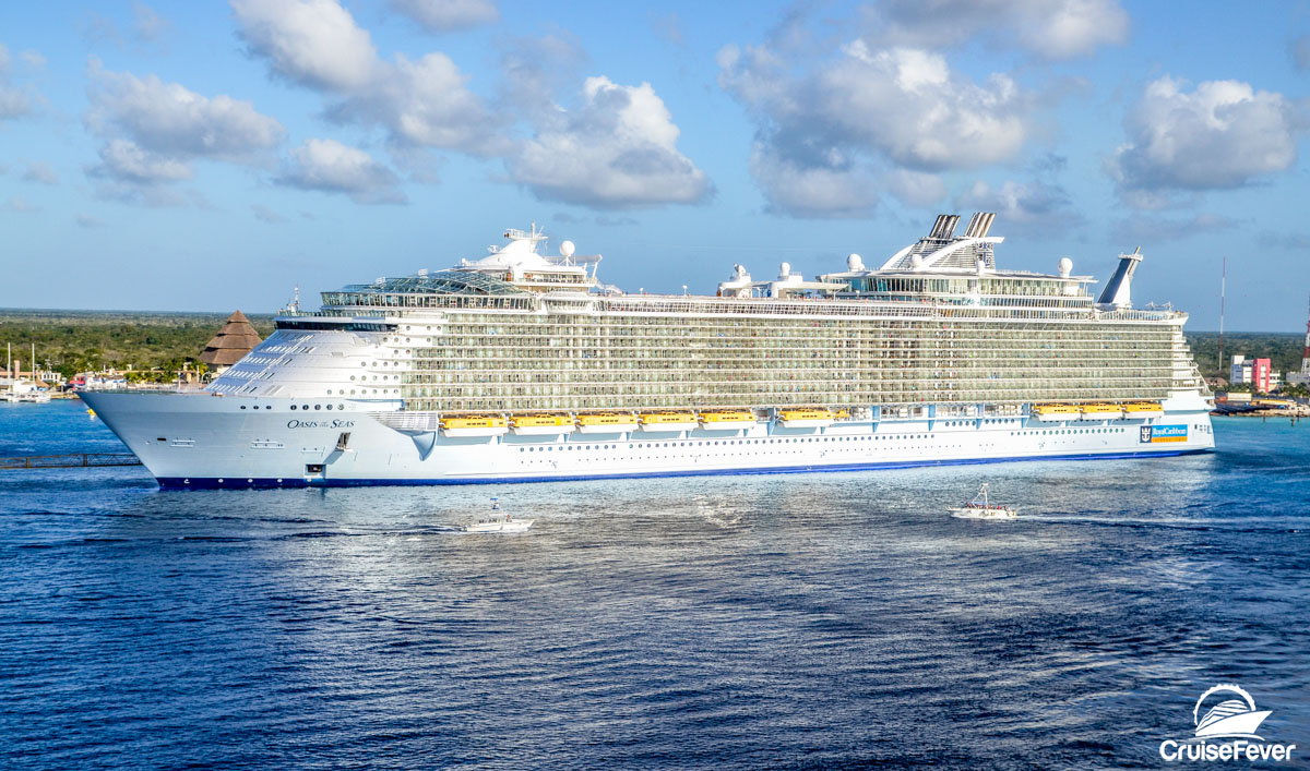 oassioftheseas - Royal Caribbean's New App Rolled Out to Two More Cruise Ships