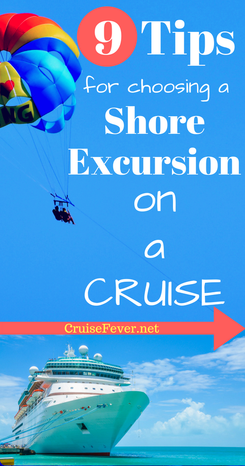 How to choose the right cruise shore excursion.  With so many shore excursion options, it can be hard to choose.  Here are some tips for picking the right onshore activity that is perfect for you and your family. #cruise #shoreexcursion #cruisefever #offshore #island #privateisland