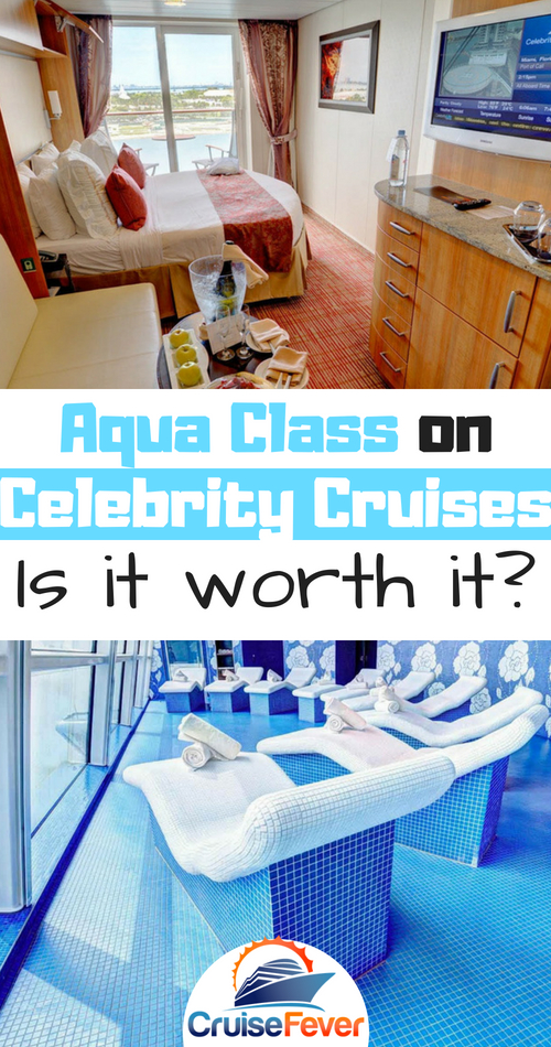 Straight A\'s for AquaClass on Celebrity Cruises