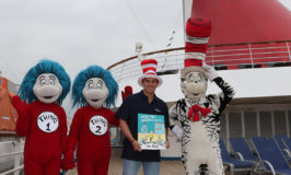 Carnival Cruise Line Hosts Dr. Seuss Book Reading on One of Their Cruise Ships