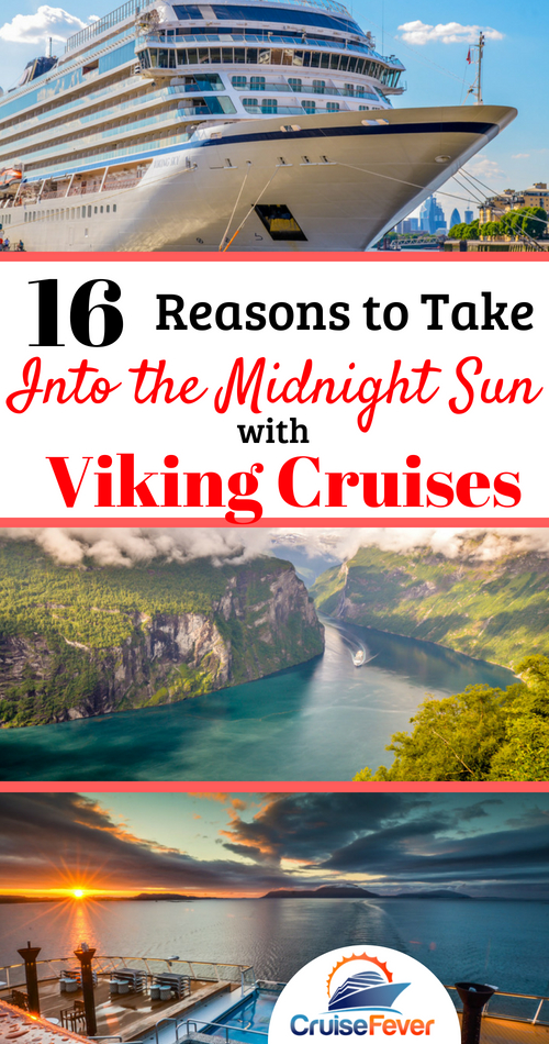 What made this cruise so special?  Here are just a few reasons why you should take Viking's Into the Midnight Sun cruise.  This 14 day cruise was simply the best cruise I've ever taken and here are 16 reasons why.  #cruise #vikingcruise #cruisefever #intothemidnightsun #midnightsun #norwaycruise #vikingcruises