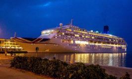 Carnival Corporation Cruise Ship Leaving the Fleet