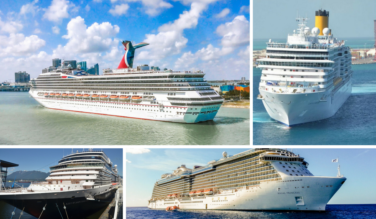 carnival owned cruise line brands