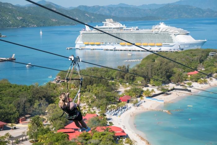 Netflix Movie Filmed On Royal Caribbean Cruise Ship Debuts August 3