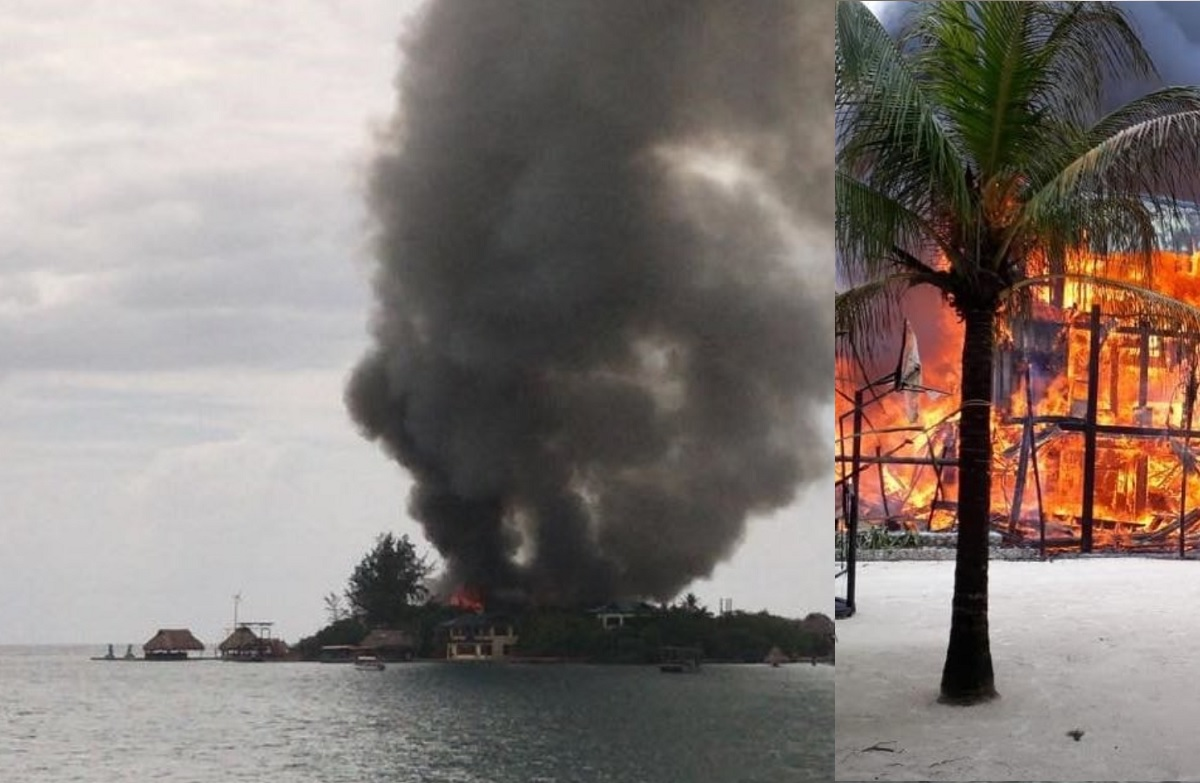 Trip Advisor Roatan >> #1 Rated Caribbean Cruise Attraction Suffers Devastating Fire