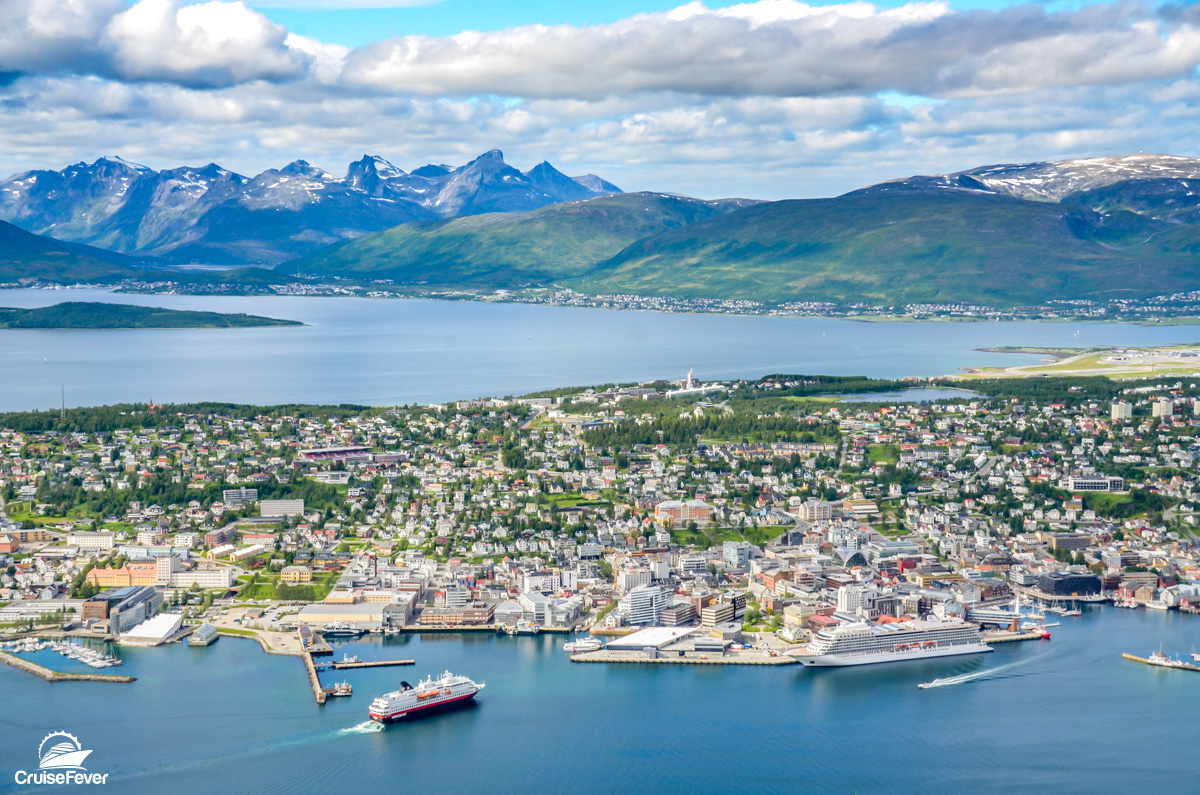 things to see in tromso norway on cruise