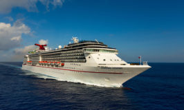 Carnival Cruise Ships with the Most Space Ratio Per Passenger
