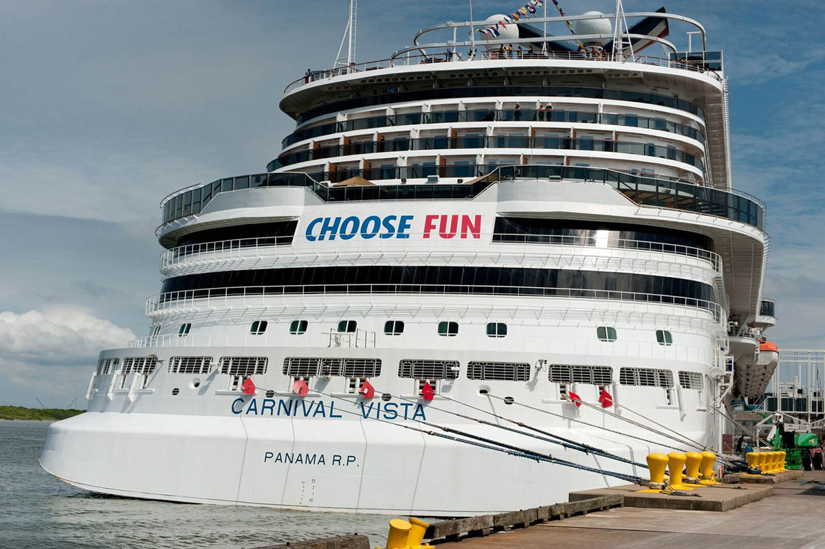 Cruises From Galveston >> Carnival Cruise Ship Arrives In New Homeport Of Galveston