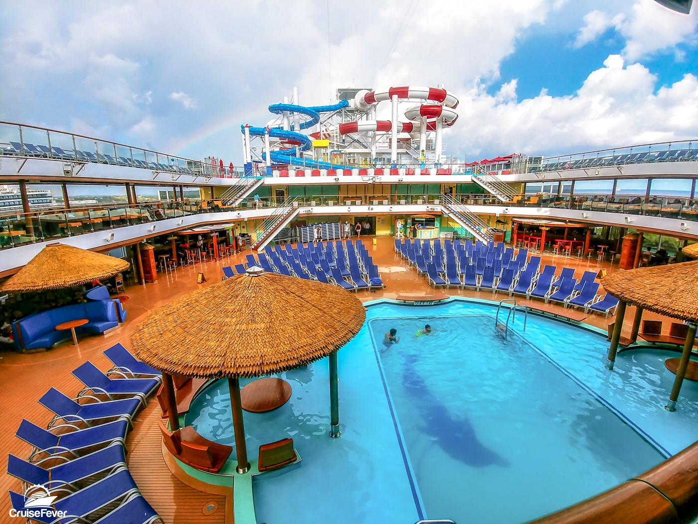 My 8 Reasons to Cruise on Carnival Horizon
