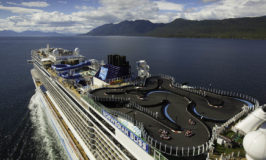 Norwegian's Newest & Largest Cruise Ship Headed to Miami After Season in Alaska