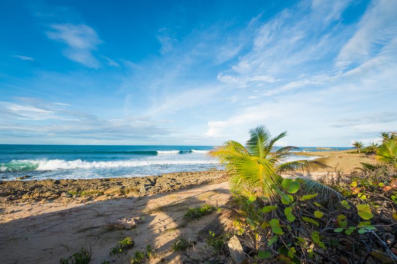 pinones beach puerto rico