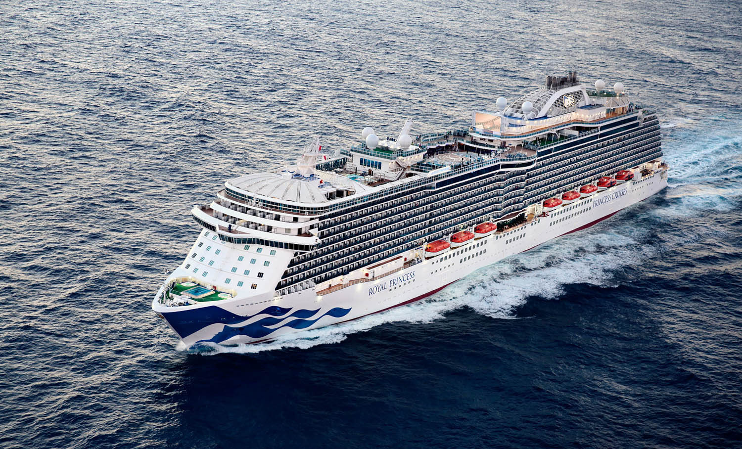 Princess Cruises Royal Princess Will Make Her West Coast