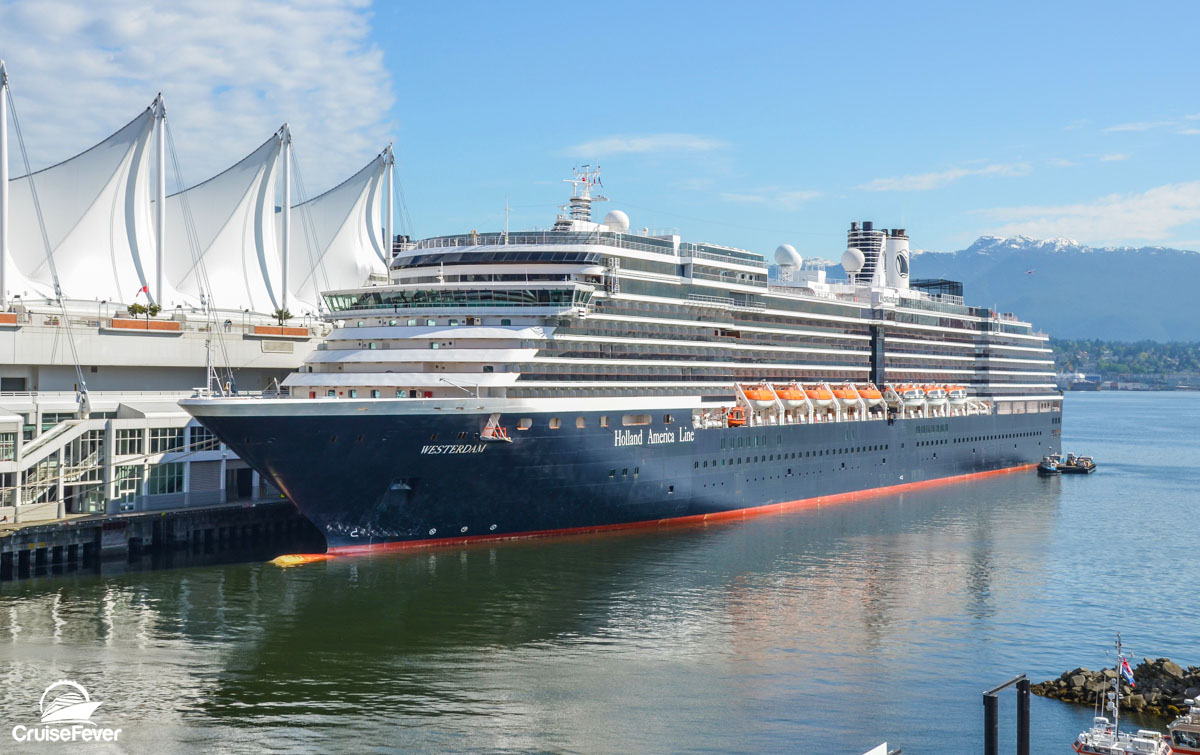 Holland America Line Cancels Cruises Until June 30, Land+Sea Journeys for the Entire Season