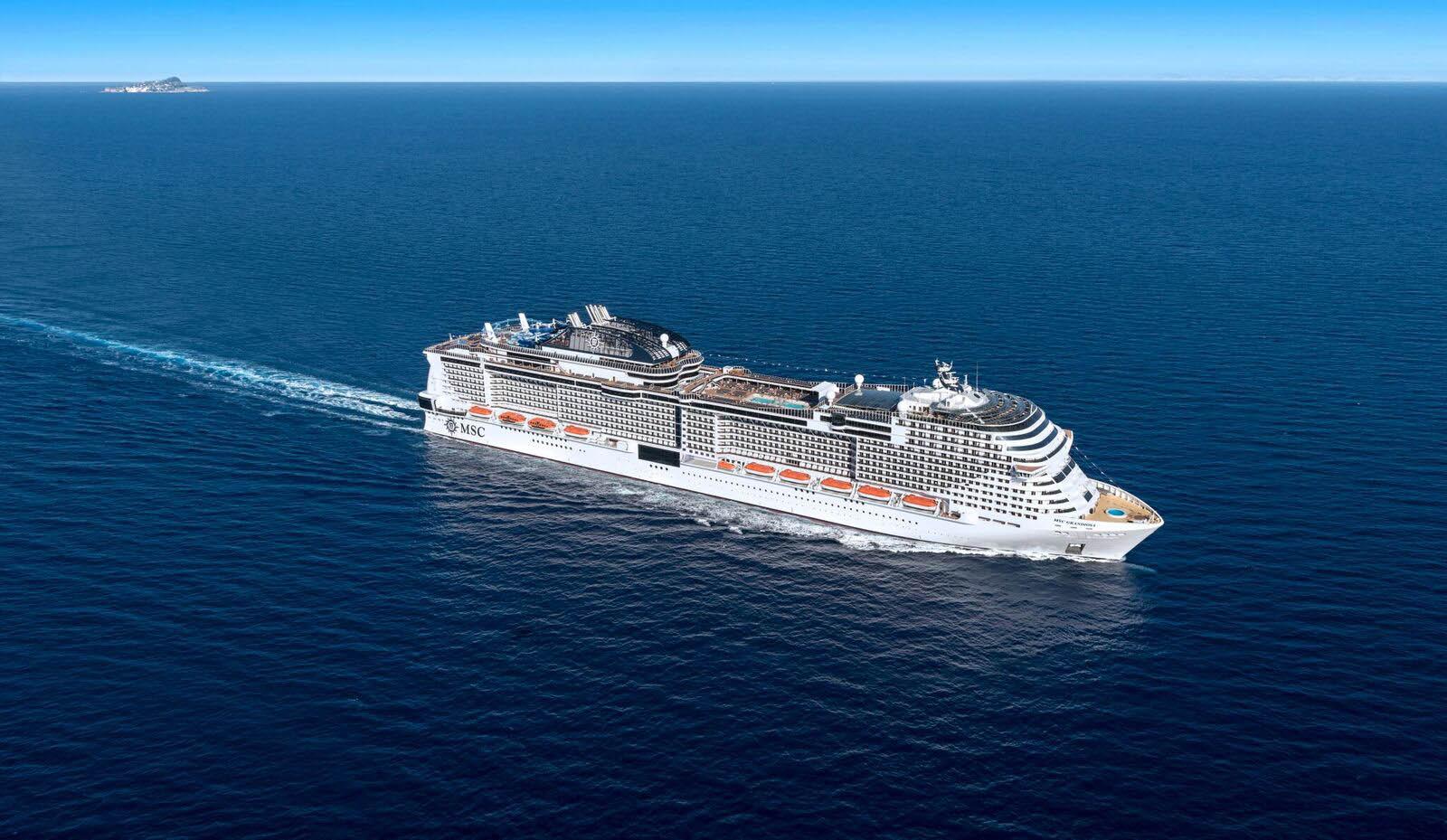 Msc Cruises First Meraviglia Plus Class Cruise Ship Opens