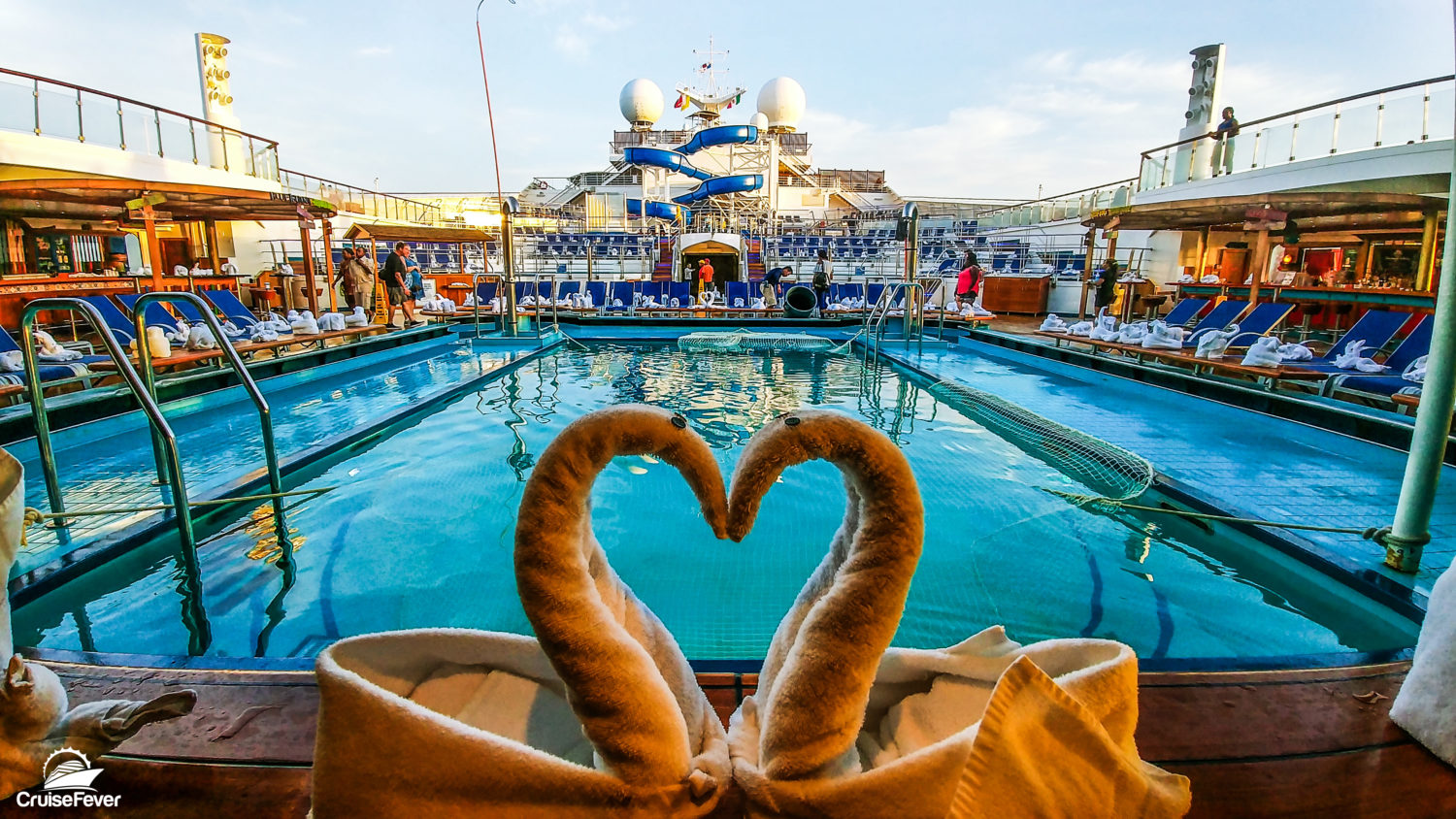 Carnival Victory Pool Cruise Fever