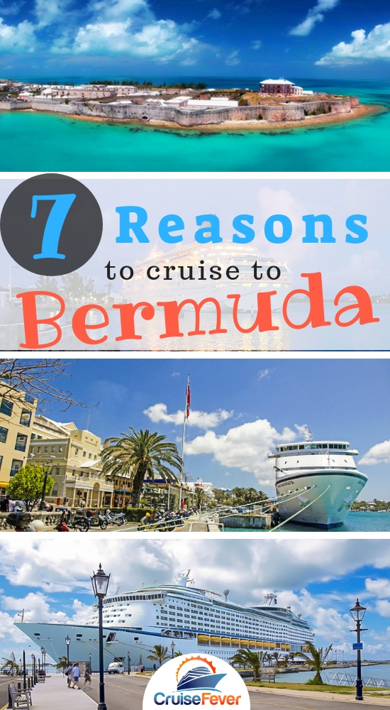 7 Reasons to Cruise to Bermuda Now
