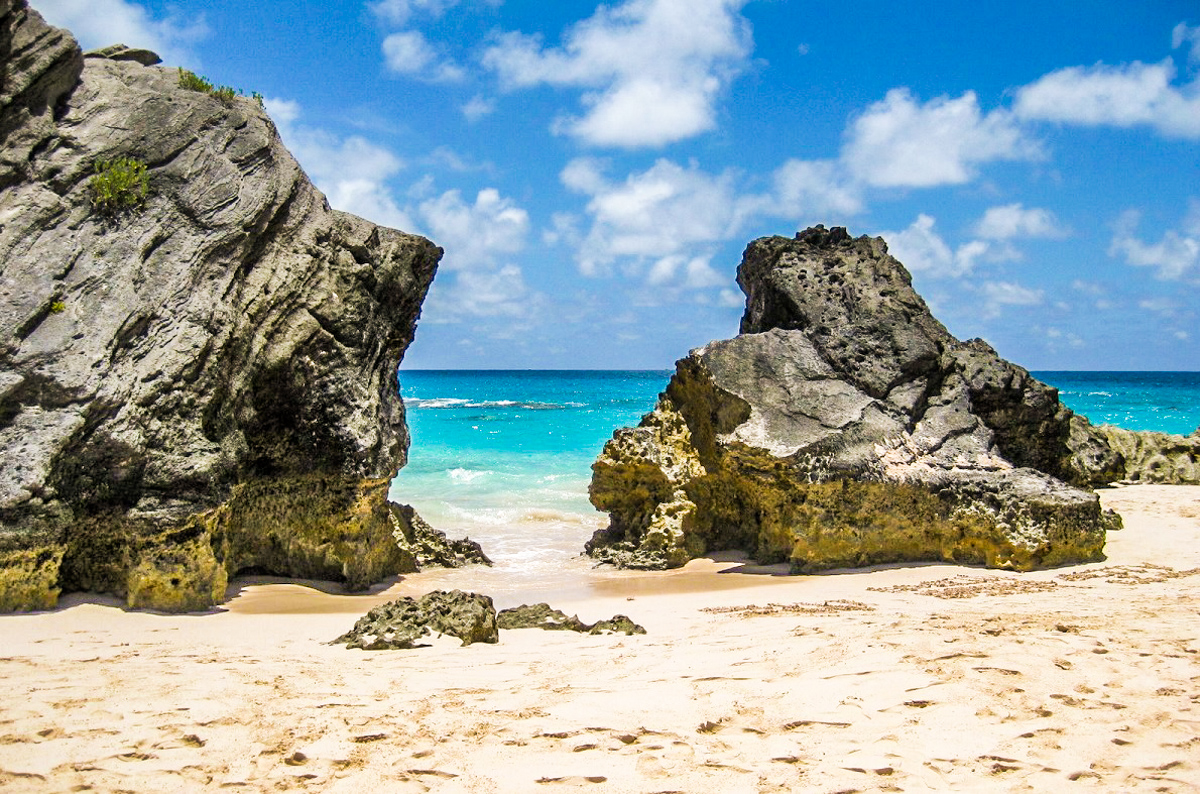 beaches in bermuda on cruise