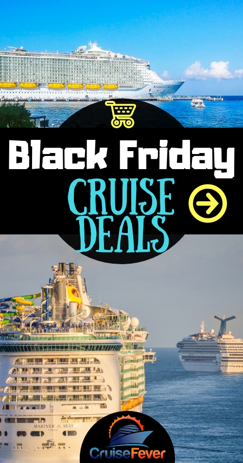 Black Friday Cruise Deals for 2020