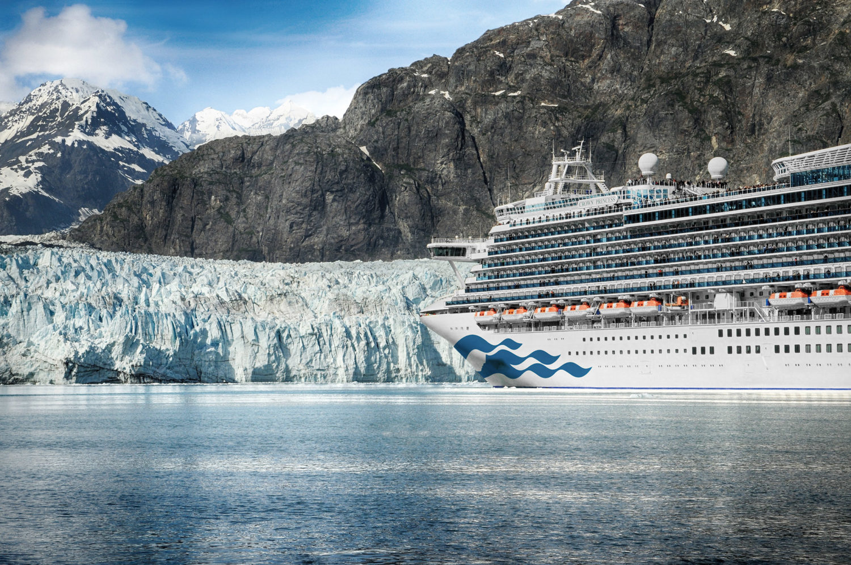 Cruise Alaska 2020.Princess Cruises Sailing 8 Cruise Ships To Alaska In 2020