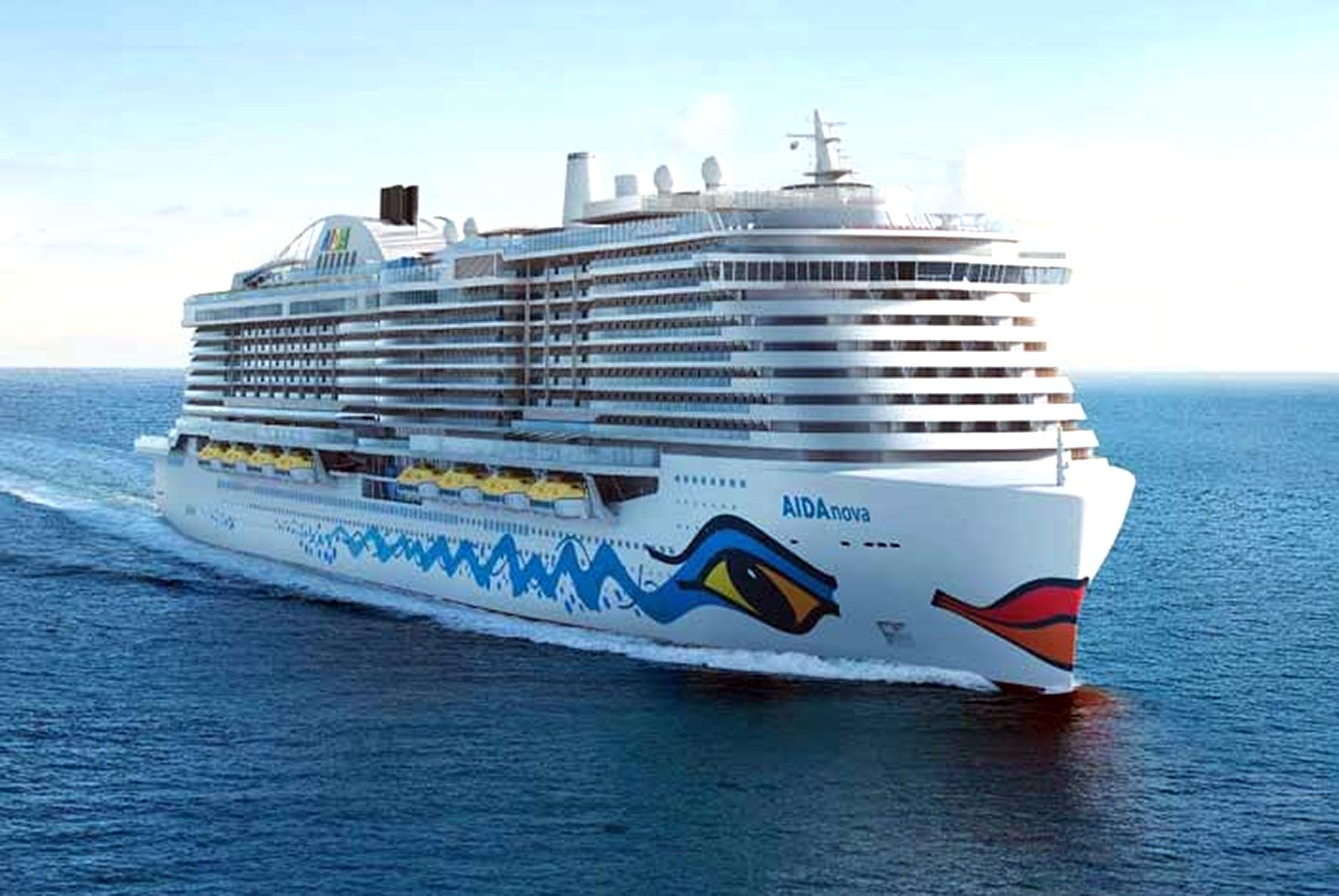 Carnival Corporation Launches World's First Cruise Ship Powered by