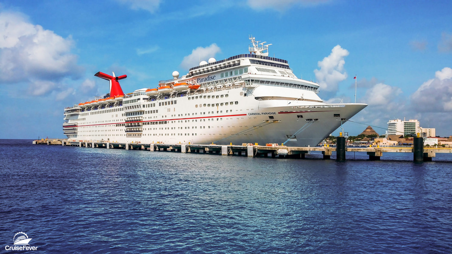 List of Carnival Cruise Ships Newest to Oldest