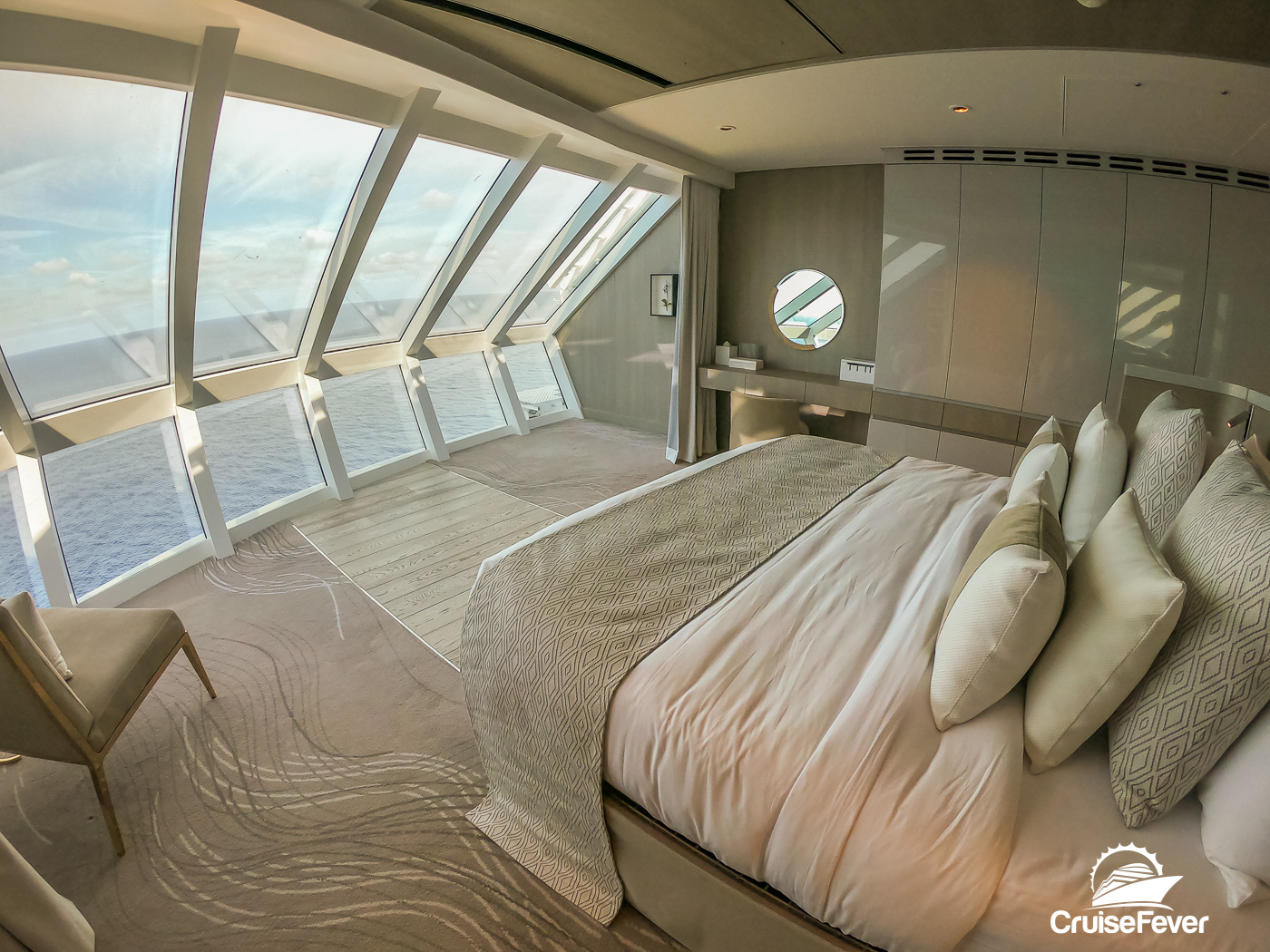 celebrity edge suite