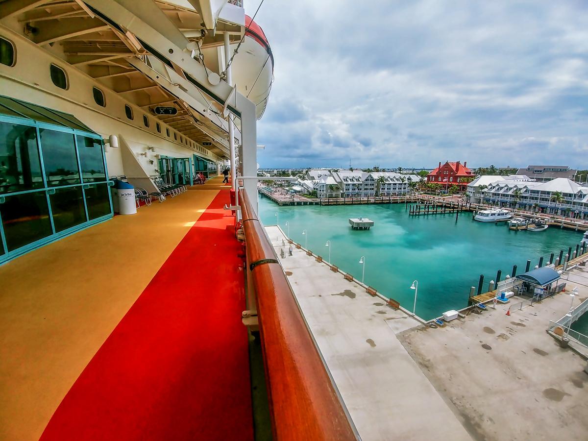 left behind cruise ship